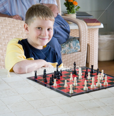 Child and Chess picture