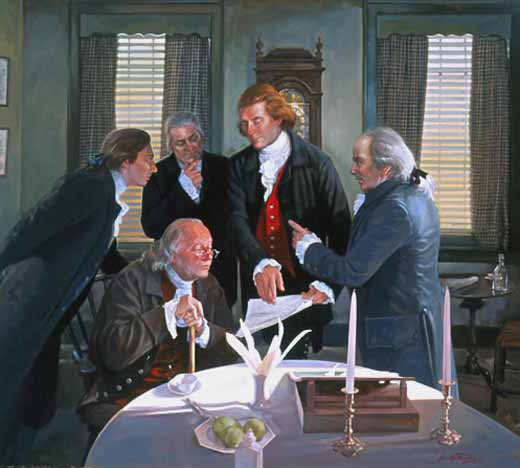 Founding Fathers Discussion picture