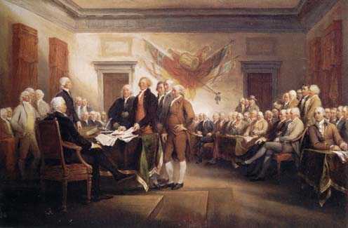 Founding Fathers picture