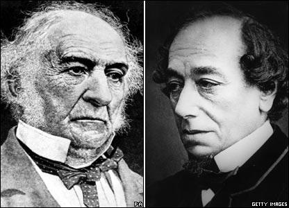 Gladstone Disraeli picture