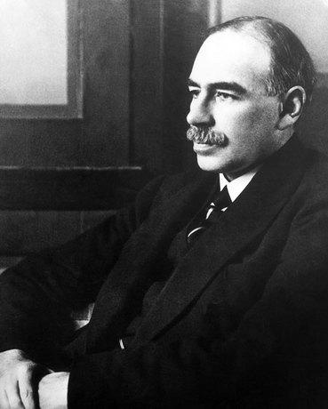 John Maynard Keynes picture