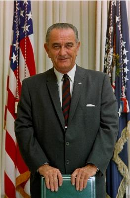 Lyndon Johnson picture