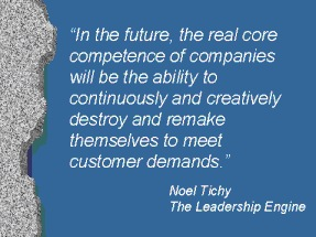 Noel Tichy Quote picture