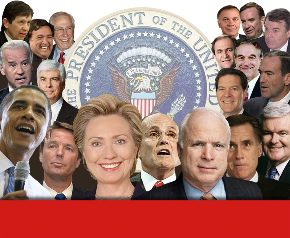 Presidential Candidates picture
