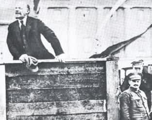 Lenibn Trotsky picture