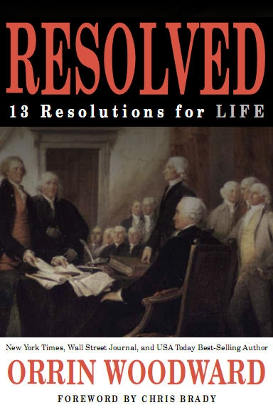 RESOLVE book cover image