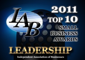 2011 Top Leadership Award winners