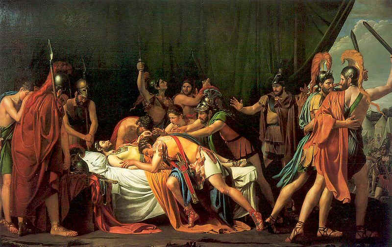 Death of Viriathus