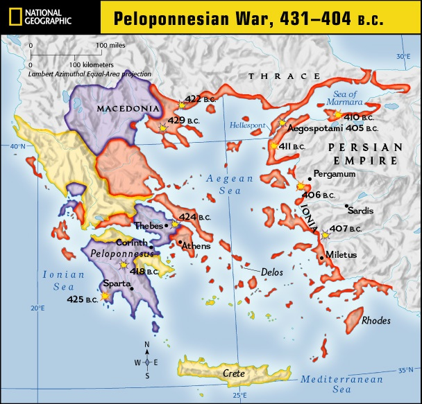a history of the peloponnese war I want to discuss that issue generally by sketching the character and purpose of the history of the peloponnesian war  thucydides' history of the peloponnesian .