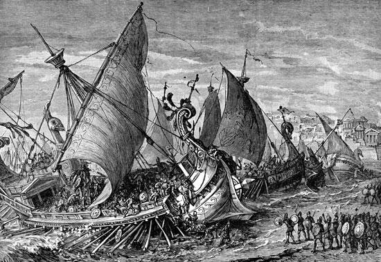syracuse roman ship - photo#24