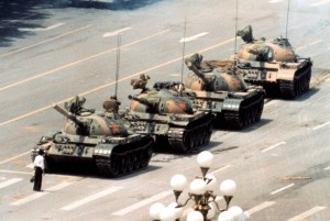 China's Tank Man