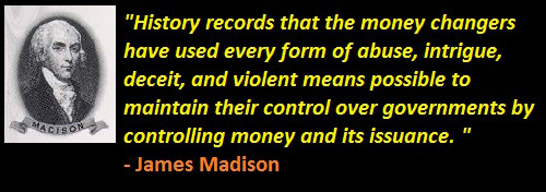 James Madison - Money Power