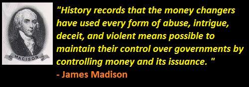 James Madison - Money Power